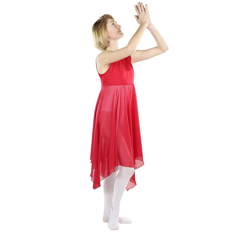 Danzcue Worship Praise Dance Pullover Vest