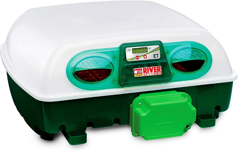 LUOWAN Incubatrice automatica a 16 uova Incubatrici automatica digitale con Turner Giro automatico delle uova Candelabro per uova incorporato controllo della temperatura intelligente