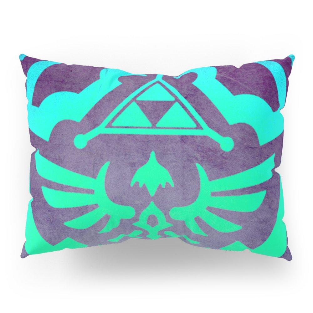 Society6 Zelda Shield Pillow Sham Standard (20'' x 26'') Set of 2