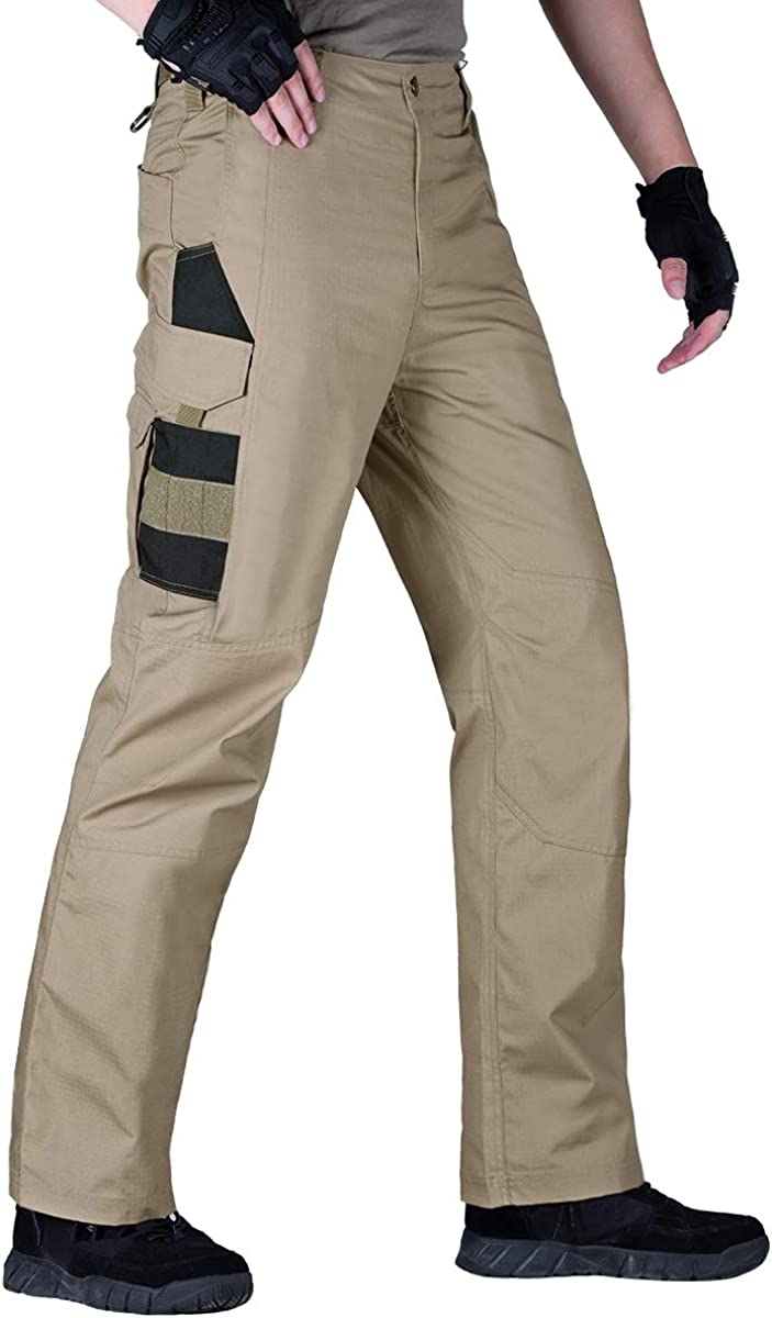 Free Soldier Pantalones Tacticos Para Hombre Resistentes Al Agua Straight Clothing Amazon Com