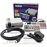 Family Classic Game Mini Console Built-in 600 classic video games HDMI- Out