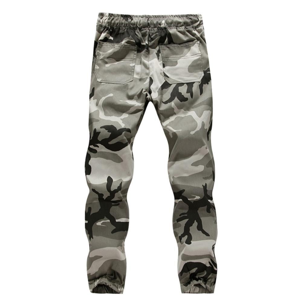 7899c29865ae5 Sumen Men Boys Fashion Jogger Camo Sportwear Baggy Harem Pants Slacks  Trousers Sweatpants Plus Size M~5XL at Amazon Men's Clothing store: