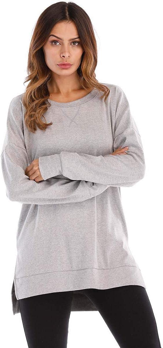 SELENECHEN Felpa Donna Maglione Cappotto Inverno con Cappuccio Hoodie Sweatshirt Tops
