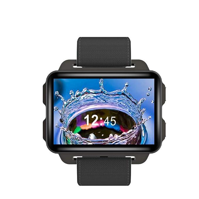 Four Fitness Tracker, DM99 Upgrade DM98 LEM4 Pro Smart Watch ...