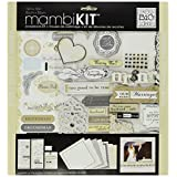 me & my BIG ideas 12-Inch x 12-Inch Scrapbook Page Kit, Forever Our Marriage