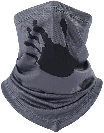 Cache-cou Col Nez Unisexe Masque Tour de Cou Moto Chaud Couvre-Cou Hiver.  3 e9257d9790f