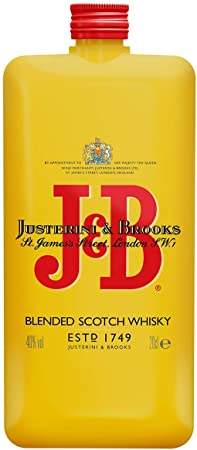 J&B Rare Scotch Whisky Pocket Edition - 200 ml