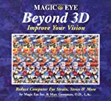img - for Magic Eye Beyond 3D: Improve Your Vision book / textbook / text book