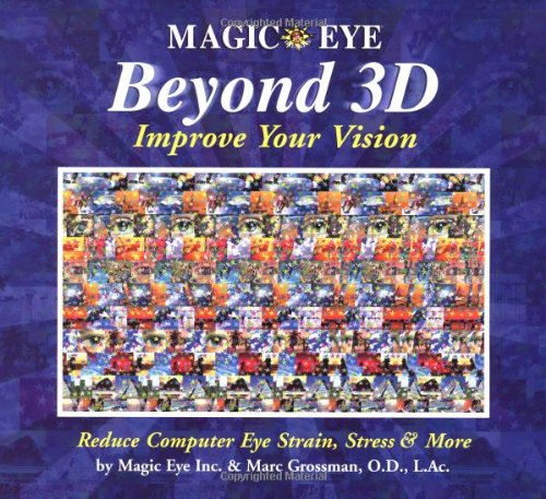 (Magic Eye Beyond 3D: Improve Your Vision)