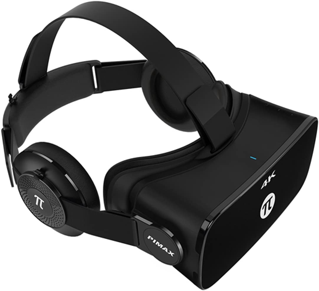 Amazon com: PIMAX 4K VR Headset for VR Video Game, 3D Virtual