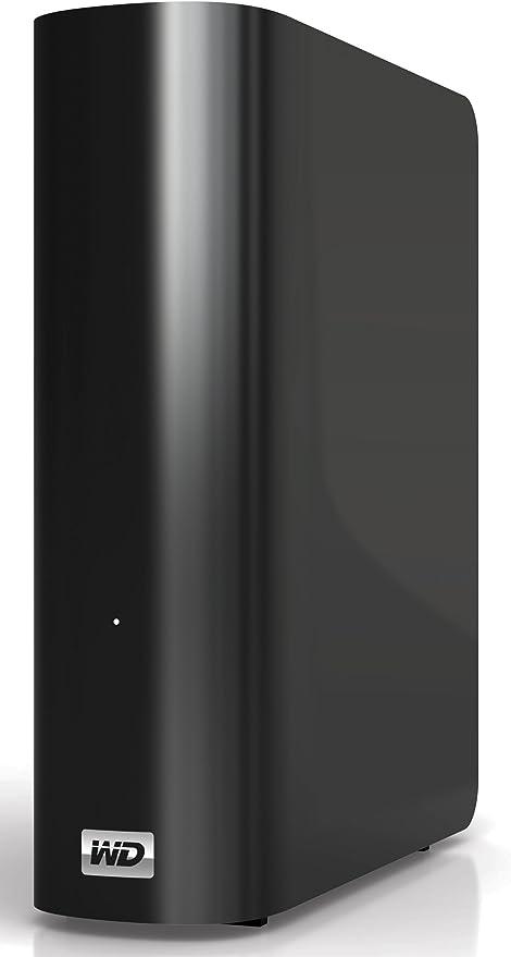 Western Digital バックアップ機能搭載外付けHDD My Book Essential 1TB USB3.0/2.0対応 WDBACW0010HBK-JESN