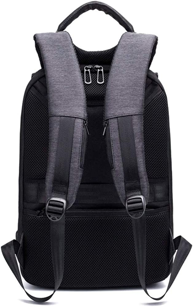 GWP USB Charging Port Laptop Backpack Anti-Theft Backpack Waterproof Casual Backpack Outdoor Rucksack High Capacity Daypack Bag College Backpack with Laptop