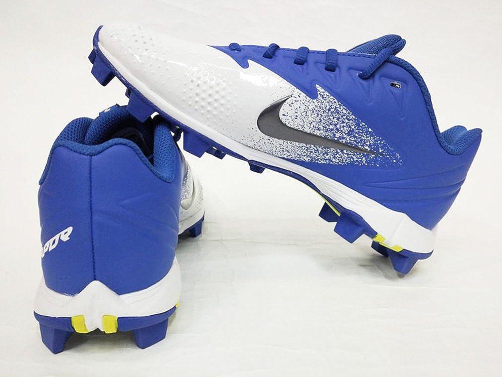 Nike Boys Vapor Ultrafly Keystone GS Baseball Cleat Game Royal//Photo Blue//White Size 2 M US