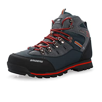 BaiDeng Men's Outdoor Trekking Hiking Boot