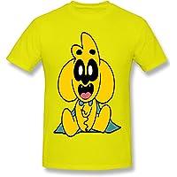 Mikec-Rack - Camiseta de manga corta para hombre, color negro