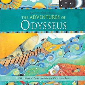 The Aventures of Odysseus Audiobook