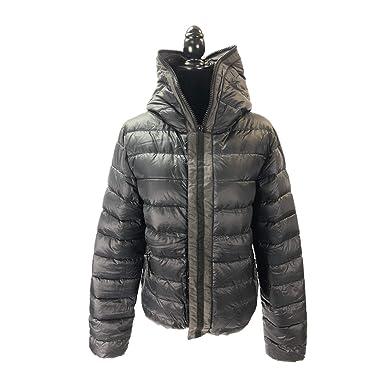 online store 6c7a1 cf8f2 Duvetica BITIA - Mens Jacket (M) Nero at Amazon Men's ...