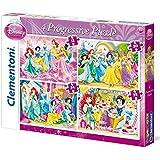 Princesas Disney - Puzzle progresivo (Clementoni 21503.4)