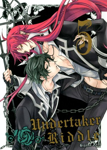 Undertaker Riddle, Tome 5 :