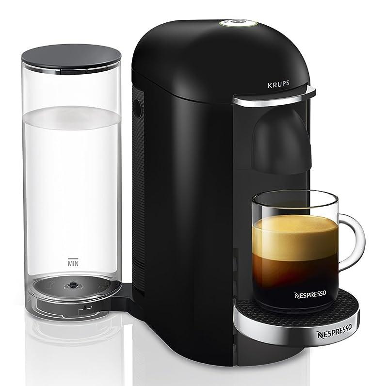 Krups Nespresso YY2779FD Vertuo Machine à café Noir: Amazon.fr ...