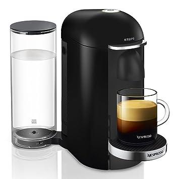 Krups YY2779FD Independiente Totalmente automática Máquina de café en cápsulas 1.8L 1tazas Negro - Cafetera (Independiente, Máquina de café en ...