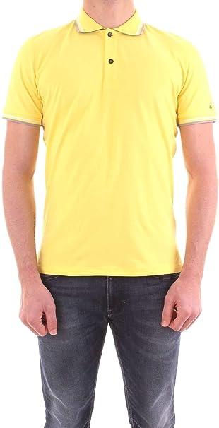 Peuterey – Camiseta de Hombre Medinilla STR 03 541 Polo Amarillo ...