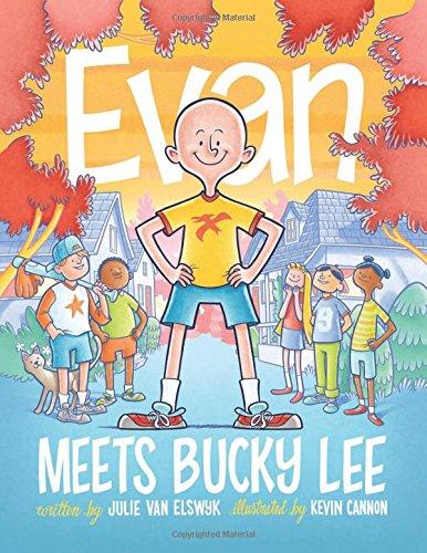 Download Evan Meets Bucky Lee pdf epub