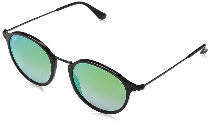 Ray-Ban Mod. 2447 Gafas de Sol, Negro, 49 Unisex: Amazon.es ...