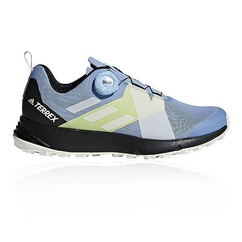 adidas Terrex Two Boa, Zapatillas de Running para Asfalto para Mujer: Amazon.es: Zapatos y complementos