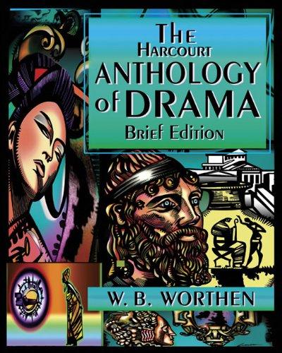 The Harcourt Anthology of Drama, Brief Edition