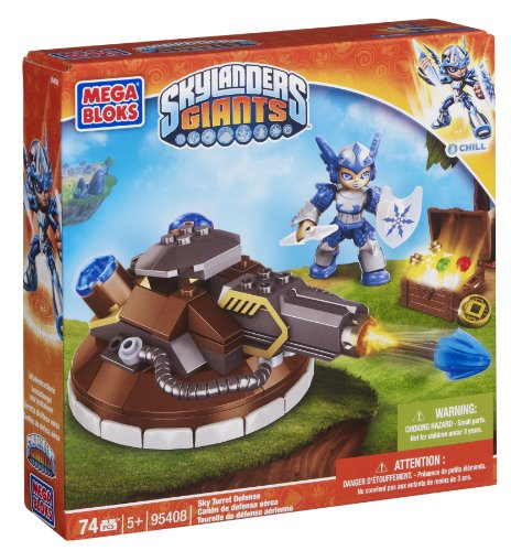Mega Bloks - Skylanders - Sky Turret Defense