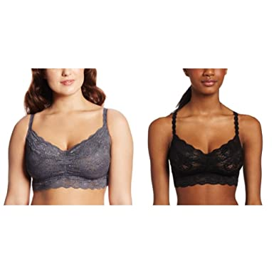 83e1d995dbacd Amazon.com  Cosabella 2 Pack Never Say Never Sweetie Soft Bra  Clothing