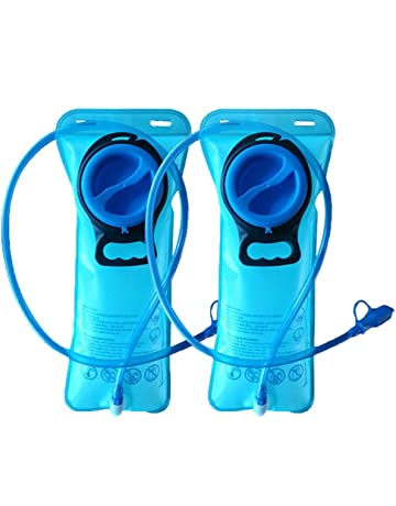 OUTDOOR LOCAL LION MTC Bolsa de Agua Port/átil de 1Litro 1.5 Litro Bolsa de Agua Deportiva para Usos en Espacios Exteriores 1L