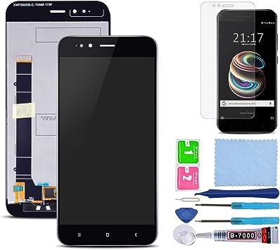 Pantalla LCD Táctil Asamblea Repuesto Compatible con Xiaomi Mi A1 ...
