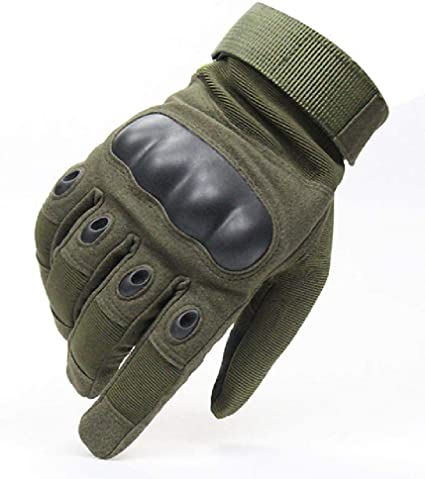 Details about  /Full Finger Knuckle Tactical Men Combat Gloves Military Gloves Air-soft Hunting