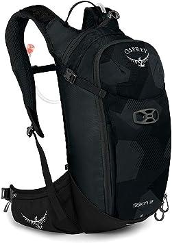 Osprey Siskin 12 Mens Hydration Pack with 2.5L Hydraulics™ LT ...