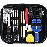 Watch Repair Tool Kit, Vastar High Quality 146 PCS Watch Repair Kit Professional Spring Bar Tool Set