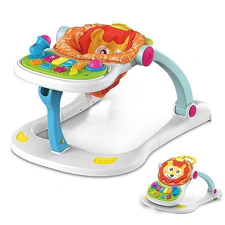 Festnight 4 en 1 Baby Activity Play Center Walker Asiento o Baby ...