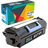 SuppliesMAX Compatible Replacement for Dell S2830DN Black High Yield Toner Cartridge 3//PK-8500 Page Yield 593-BBYP/_3PK