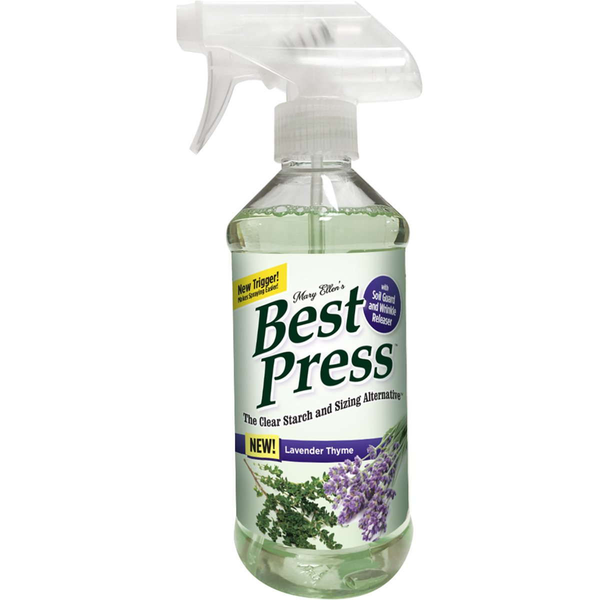 Mary Ellen Products Best Press Lavender Thyme, 16.9 oz by Mary Ellen Products