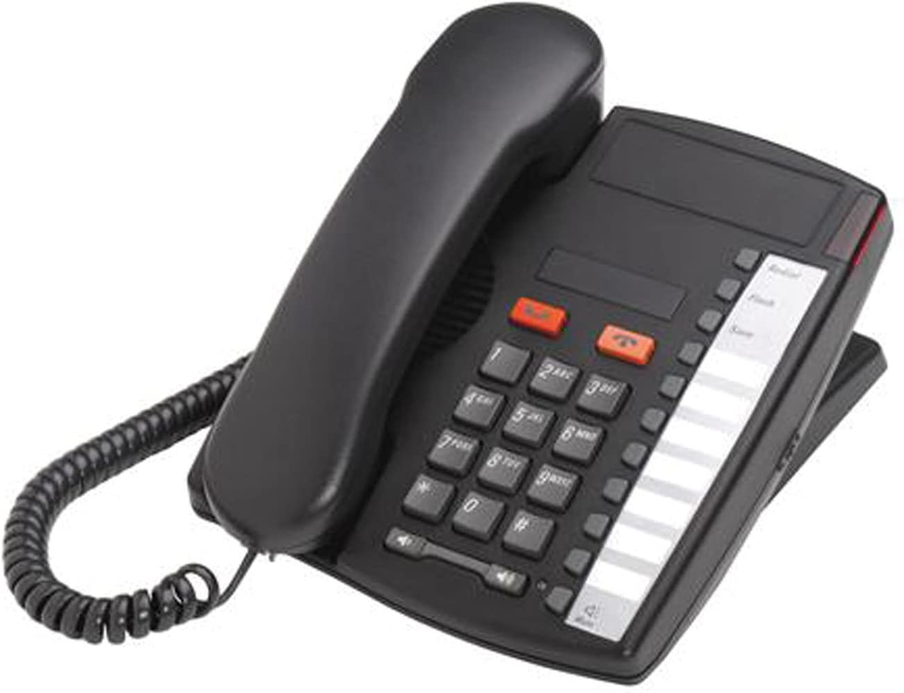 Lot of 10 Aastra 9116 Wall Speaker Caller ID Corded Phone Analog Nortel