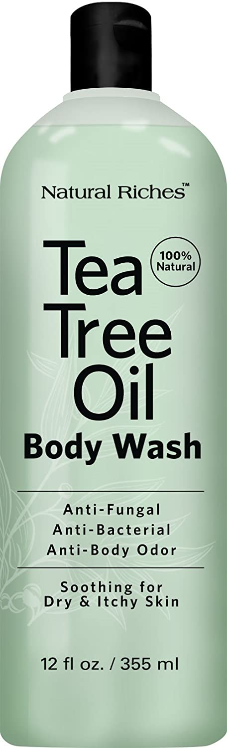 Extra Strength Tea Tree Oil Skin Clearing Body Wash