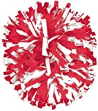 1 in-Stock 2-Color In-Stock Cheerleading Pom (Sold Individually)