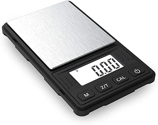 200g x 0.01g LCD Portable Mini Digital Pocket Scale Balance Weight Jewelry RT