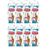 Bikini Zone Moisturizing Shave Cream Grapefruit Pomegrante (8 pack)