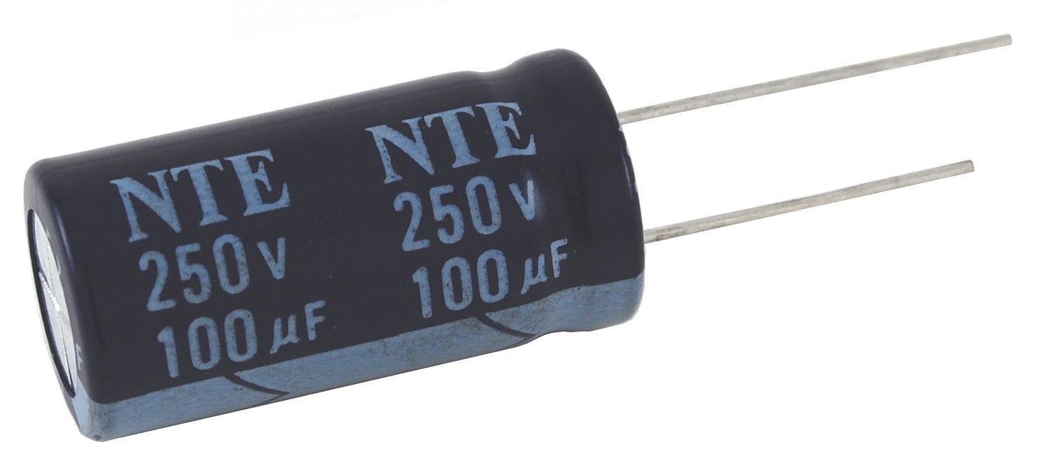 105 Degree Max Temp 16V Inc. 20/% Tolerance NTE Electronics VHT10000M16 Series VHT Aluminum Electrolytic Capacitor Radial Lead 10000 /µF Capacitance