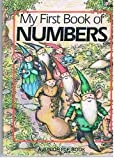 img - for My first book of numbers book / textbook / text book