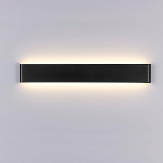 55 opinioni per Liqoo Applique a LED Lampada da Parete da 24W Luce Bianca Calda 3000K 1182 LM