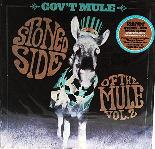 Gov't Mule: Stoned Side of the Mule Vol.2 (180g) Vinyl LP (Record Store Day) (Mule Stoned)