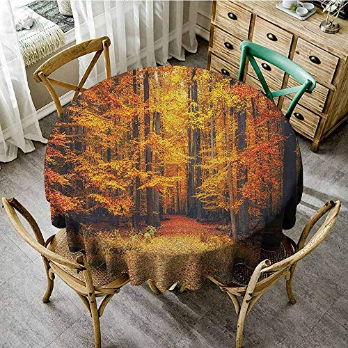 - Home Decor Round Tablecloth 40
